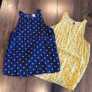 Old Navy Small dresses tank.